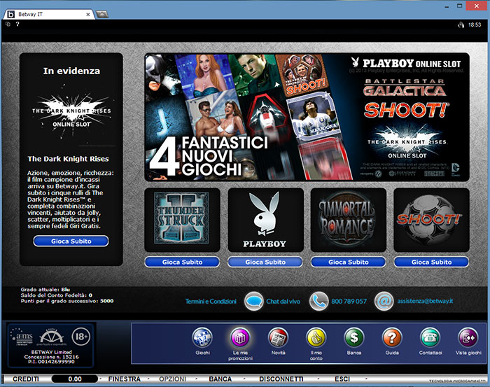 lobby-playboy-nuoveslot-betway